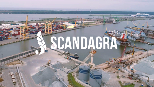 Malkų terminalas | SCANDAGRA