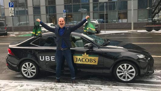 Jacobs svajonių išpildymo automobilis